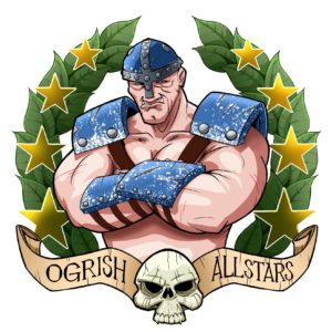 Ogrish Allstars Logo